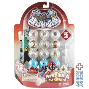 パワーレンジャー サムライ スクインキーズ シリーズ3
