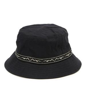 Hemp Boonie Hat Black
