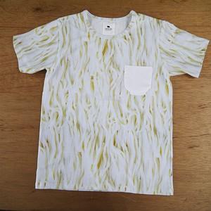TANUKIうどん(Tシャツ)TANUKI UDON NOODLE T-shirt
