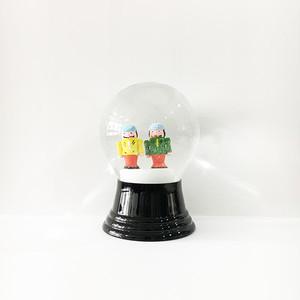 NEW くるみ割り人形 スノードーム PERZY社 M