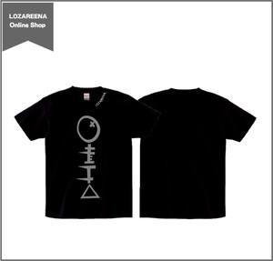 Tシャツ -black-