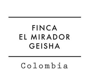 "【100g】コロンビア / FINCA  EL MIRADOR ""GEISHA"" ゲイシャ種"