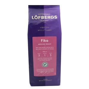 FIKA 400g(コーヒー豆・中煎り)  LÖFBERGS