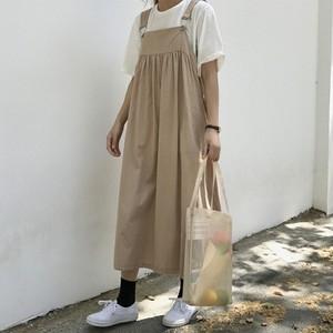 【ワンピース】日系スウィートルーズキャミワンピース