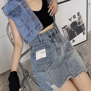 side individual skirt