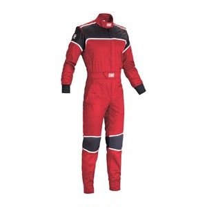 NB1578061 BLAST MECHANICS OVERALL RED