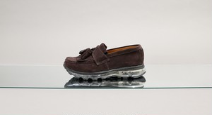 Tassel Loafer Air Sole 【BROWN】