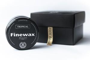 天然ワックス  Fine wax TROPICAL(トロピカル)50ml 日本初上陸の高性能カーケア製品