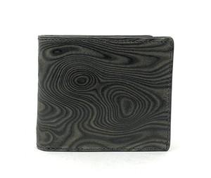 MAGNET Billfold Wallet Wood BLACK