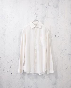 L/S linen shirt