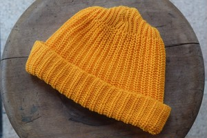 新品 Columbia Knit watch cap -YELLOW C05