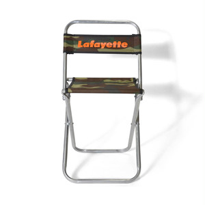 "Lafayette(ラファイエット)""Lafayette LOGO FOLDING CAMP CHAIR"""