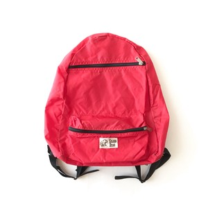 """ GoldBear "" Nylon Backpack"