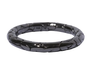 Brain Round Ring Black-Coating