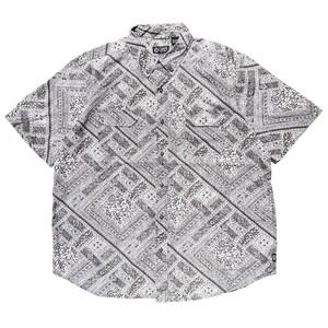 USED CHAPS paisley shirts - blown