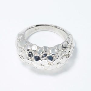紫陽花 ring (silver)