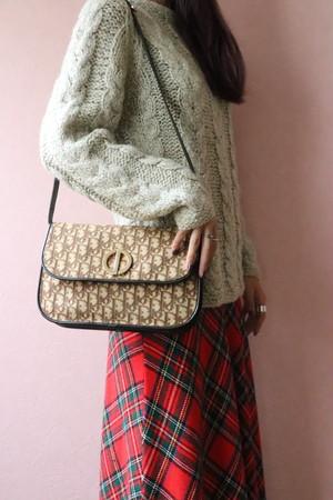 Christian Dior trotter 2way bag