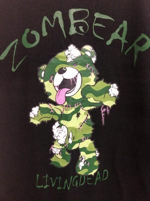 2010's ZOMBEAR yuru-mascot T's