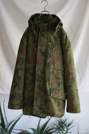 <SOLD OUT>Lithuania Army - Mountain Parka with Liner