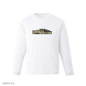 【NEW】RIBBON.DS DANCE FES VOL,ONE / LONG SLEEVE TEE for UNISEX