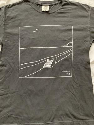 【SALE】「夏の手」Tシャツ(ペッパー)