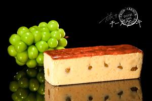 【店頭受け取り希望の方はこちらから】旅するチーズケーキ ハーフ fromアグリスジャパン