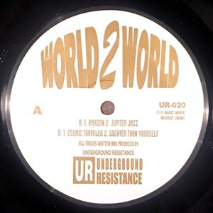 UR - World 2 World (12inch)