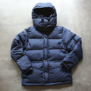 THE NORTH FACE PURPLE LABEL Polyester Ripstop Sierra Parka NAVY