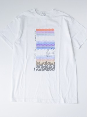 "TENUSIS  ""endless summer T-shirt""[M]"