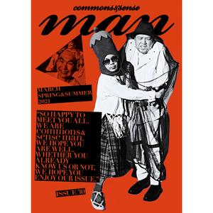 commons&sense man ISSUE30