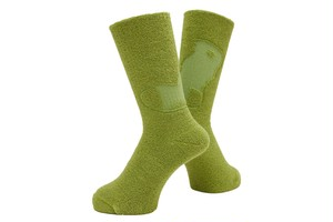 WHIMSY / WASHI SOCKS -GREEN TEA-