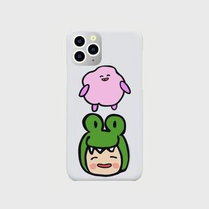 笑うファジー&アリー スマホケース (iPhone 11)