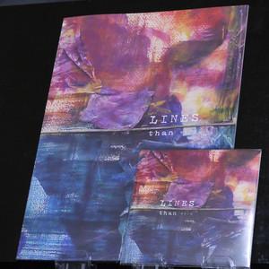 LINES CD+artbook