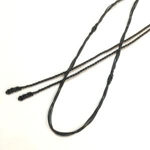 マクラメ編み紐/つる