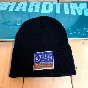 IGNITION SKATESHOP IGNITION DUTY NOW BEANIE ROYALBLUE