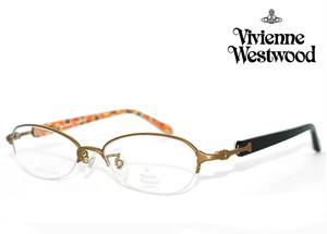 ヴィヴィアン ウエストウッド vw5102 or 眼鏡 メガネ Vivienne Westwood vw-5102 レディース 女性用 メタル βチタン ナイロール