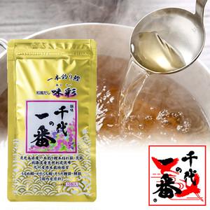 【ダシのピカイチ】千代の一番 味彩 10包×10袋 【送料無料キャンペーン中♪】