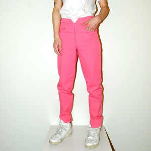 『Stephen Sprouse』 80s high waisted jeans