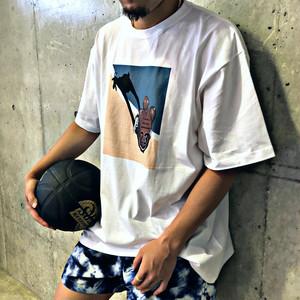 G.O.A.T. t-shirt (white)