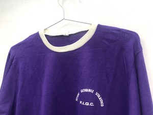 70s-80s Football Long-sleeves T-shirts【EURO Vintage】