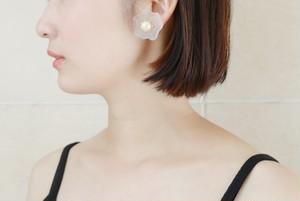 "malamute × somnium ""ajisai earring""[gold]"