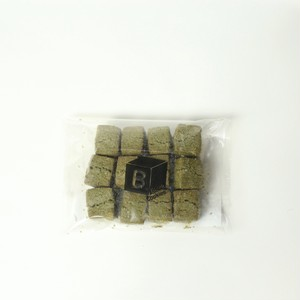 ブロッククッキー抹茶 小袋