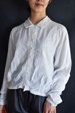 rayon lace blouse