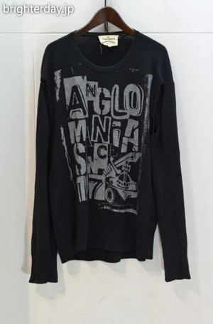 Vivienne westwood ANGLOMANIA セーター