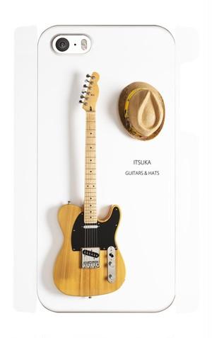 GUITARS & HATS 発売記念スペシャルiPhone 5/5sケース