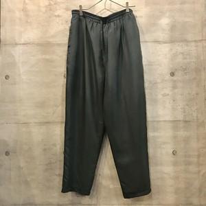 silk easy pants