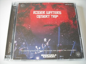 【3CD】ROGER WATERS (PINK FLOYD) / DESERT TRIP