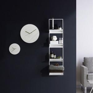 marble clock 2size 2colors / マーブル 置き時計 壁掛け時計 大理石 北欧 韓国