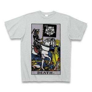 「13死神」グレー タロットTシャツ