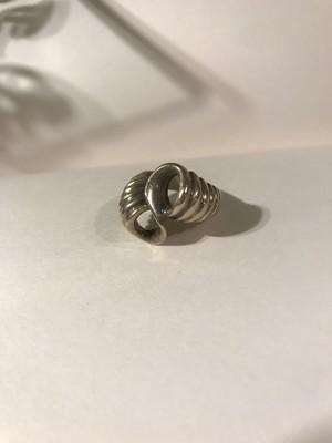 【18号】Vintage 925 silver ring ( ヴィンテージ シルバー リング